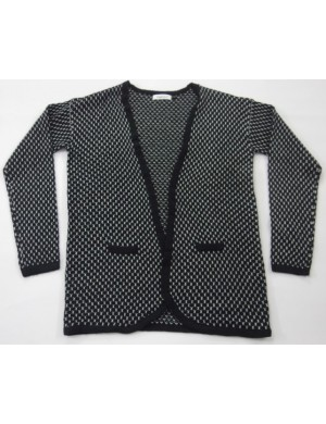 STOCK WHOLESALE LADIES LONG SLEEVE ​OPEN CARDIGAN