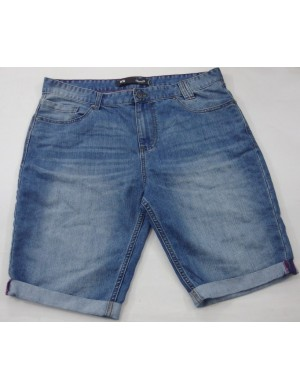 STOCK WHOLESALE MEN DENIM SHORT PANT (DENIM CO.)