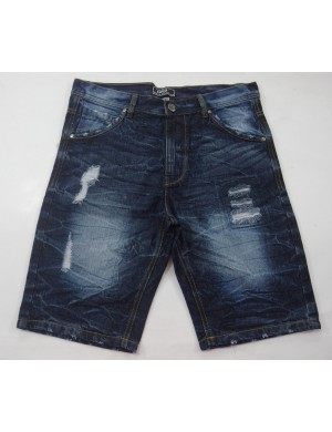 STOCK WHOLESALE MEN'S 4 POCKET DENIM SHORT PANT (CELIO)