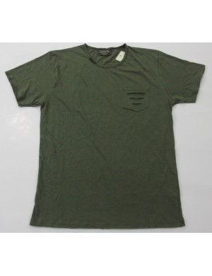 STOCK WHOLESALE MEN SHORT SLEEVE T - SHIRT