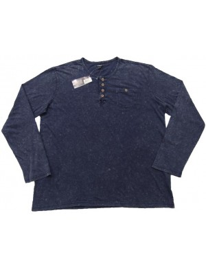 Men's Full T-Shirt Dark Blue
